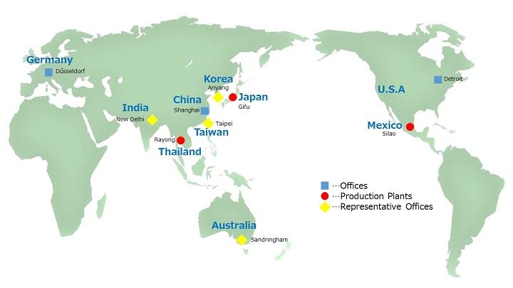Global Network Company Information Pec